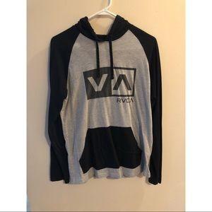 RVCA long sleeve hoodie